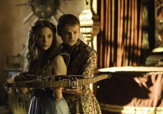 Game-of-Thrones-Joffrey-Baratheon-and-Margaery-Tyrell-550x386