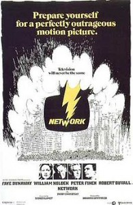 Network (1976) official poster