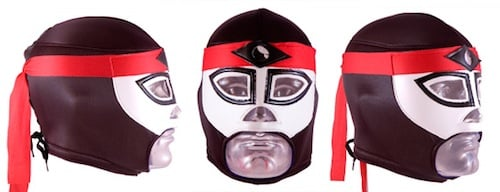 Octagon's Mask