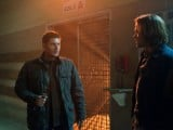 Jensen Ackles and Jared Padalecki in Supernatural