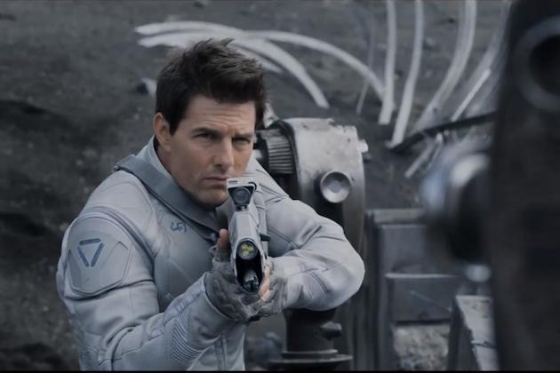 Oblivion (Tom Cruise)