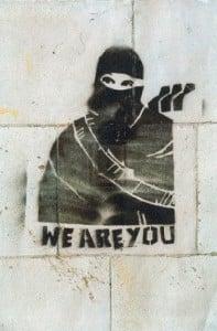 We Are You - graffiti2