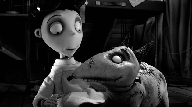 'Frankenweenie' a visually striking Blu-ray release with sparse supplements