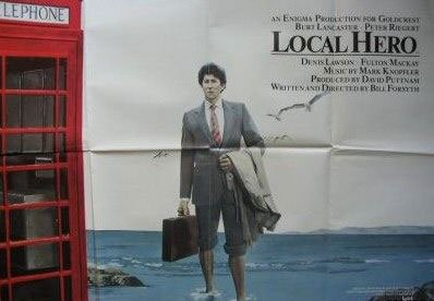 Local Hero Poster