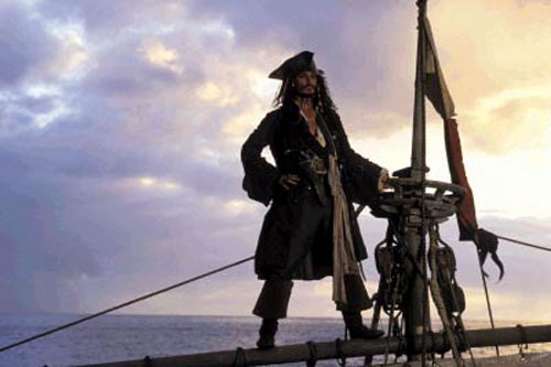 Extended Thoughts on 'Pirates of the Caribbean: The Curse of the Black Pearl'