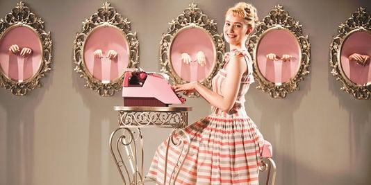 populaire_deborahfrancois_pinktypewriter