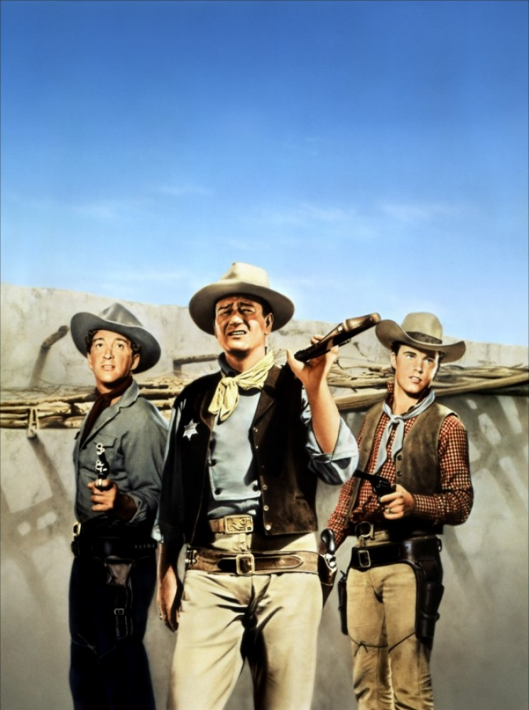 'Rio Bravo' shies away from bravado, concentrating on the essentials