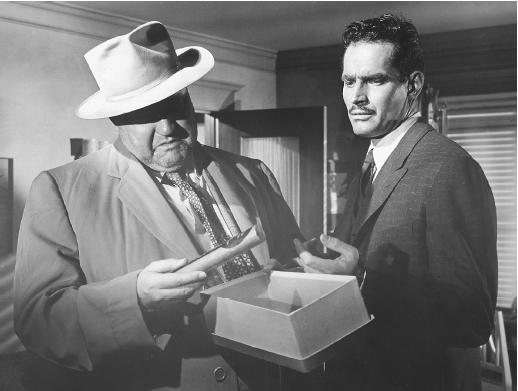 'Touch of Evil' sees Welles elevate both his game and film noir