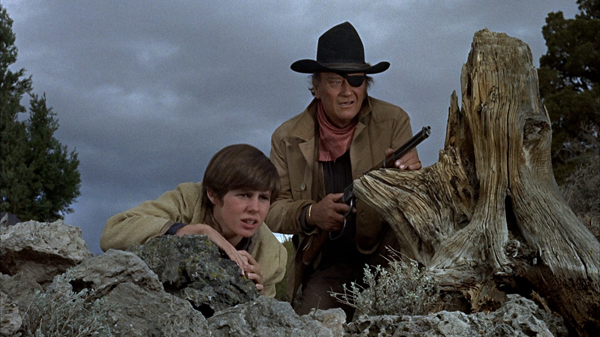 """""""True Grit"""" – two movies; a generation apart"""