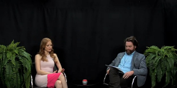 Between Two Ferns Oscar Special Part 2
