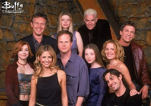 For the love of 'Buffy'