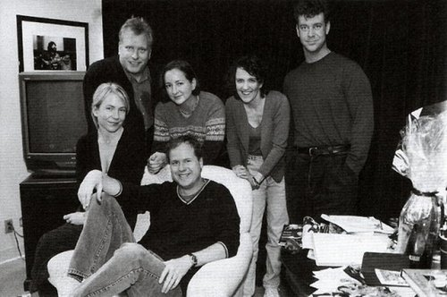 Buffy the Vampire Slayer writers