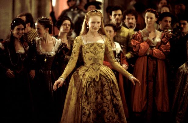 Elizabeth (Cate Blanchett)