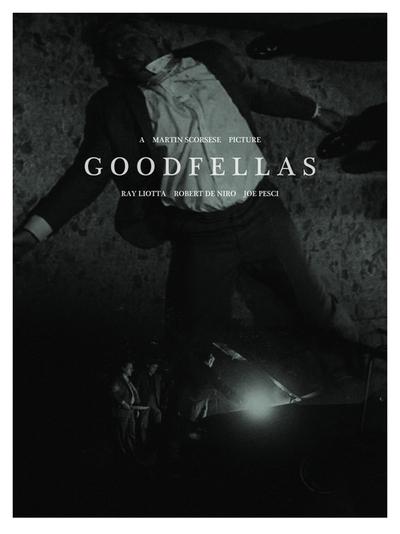 Goodfellas Poster Art