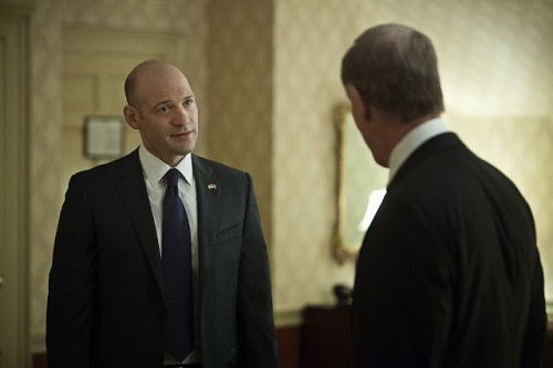 Corey Stoll as Representative Peter Russo