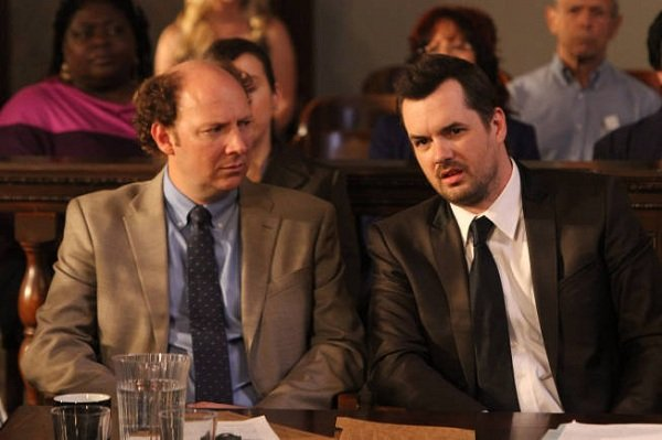 Dan Bakkedahl and Jim Jefferies
