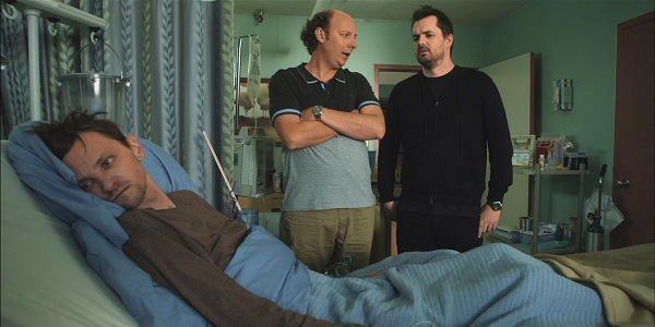 DJ Qualls, Dan Bakkedahl, Jim Jefferies