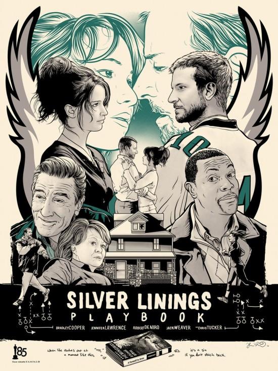 SilverLiningsPlaybookPosterArt