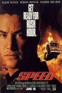 Speed Official Poster