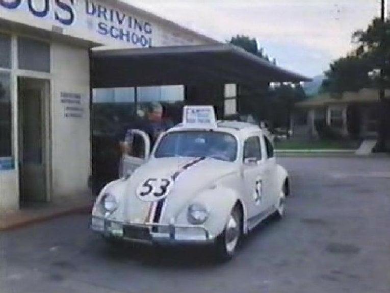 herbie driving school
