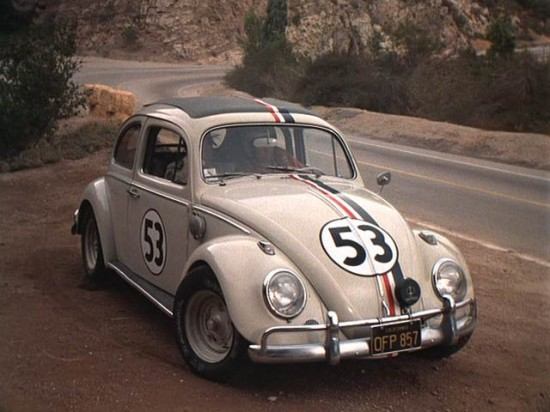 herbie love bug