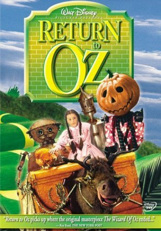 Extended Thoughts on 'Return to Oz'