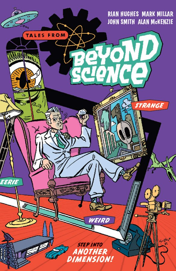 'Tales From Beyond Science' to Appeal to Fans of Horror and B-Movies