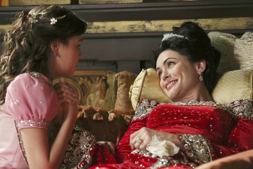 OUAT Snow and Mother