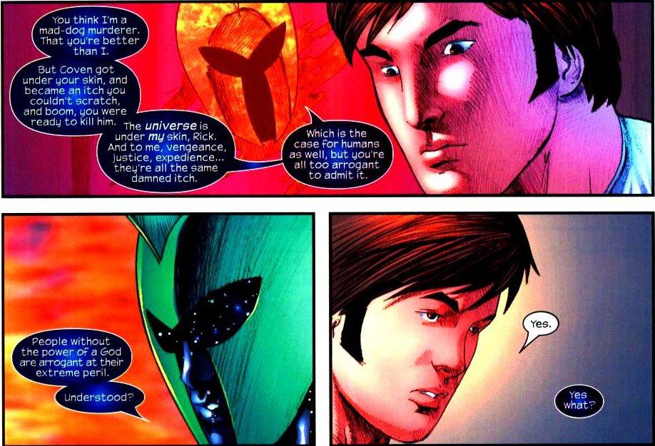 Captain Marvel-Rick Jones