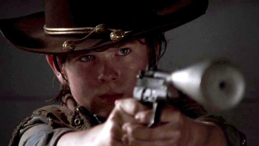 Carl - Walking Dead