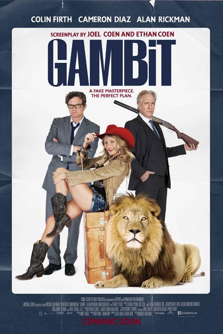 Gambit-Poster - PopOptiq