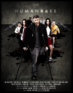 Human Race Poster Trailer Release