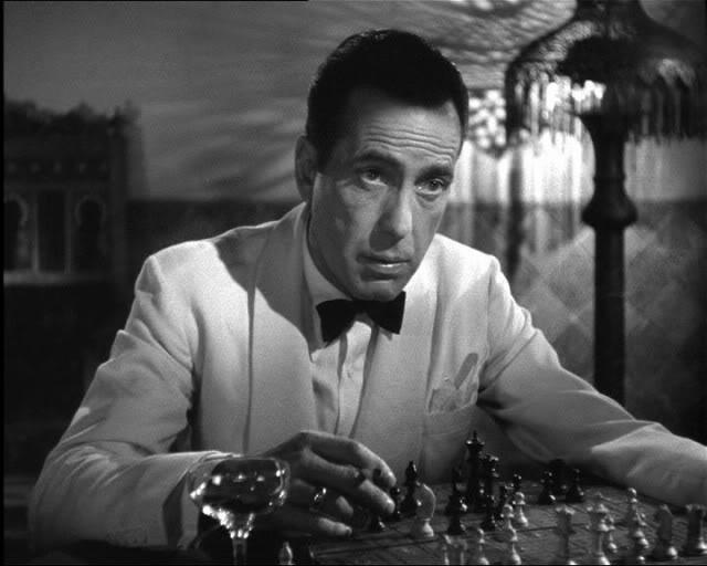 Humphrey Boogart - Casablanca