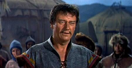 John Wayne - The Conqueror