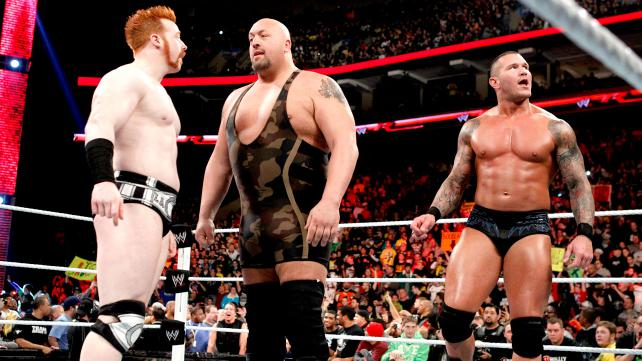 Orton Sheamus Big Show