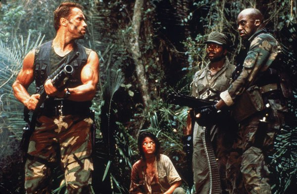 'Predator' timeless classic action that belies its Schwarzenegger billing