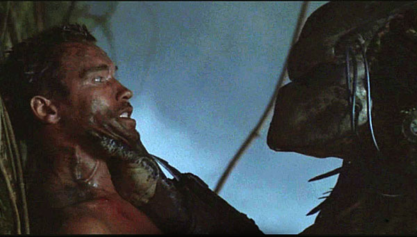Predator (Arnold Schwarzenegger & Kevin Peter Hall)