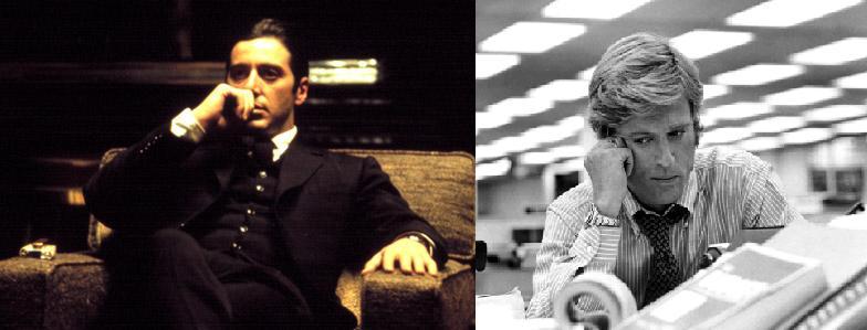 Al Pacino & Robert Redford