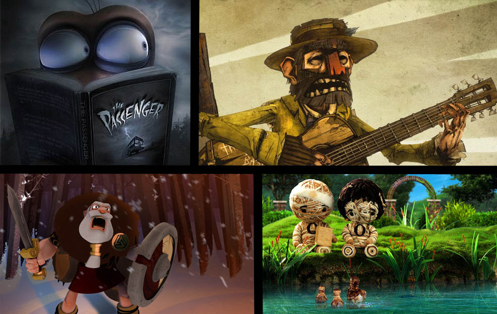 Sketchy Episode 57 Animated Shorts