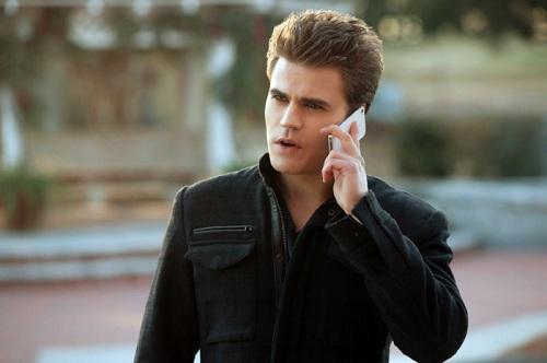 Paul Wesley in The Vampire Diaries, American Gothic