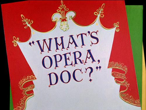 What's Opera, Doc 1