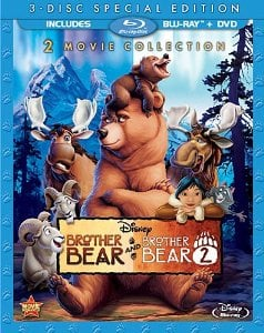 brother bear blu ray