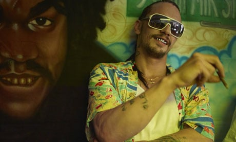 Still from spring breakers