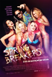 'Spring Breakers' a fascinating, messy mix of art project and experimental film