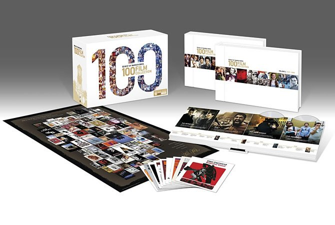 Giveaway: Win 100 Movies in the 'Best of WB 100 Film Collection'