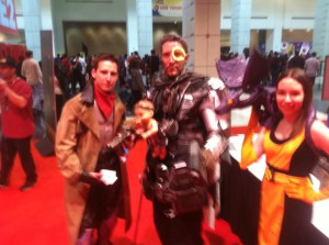 X-Men Cosplayers at C2E2