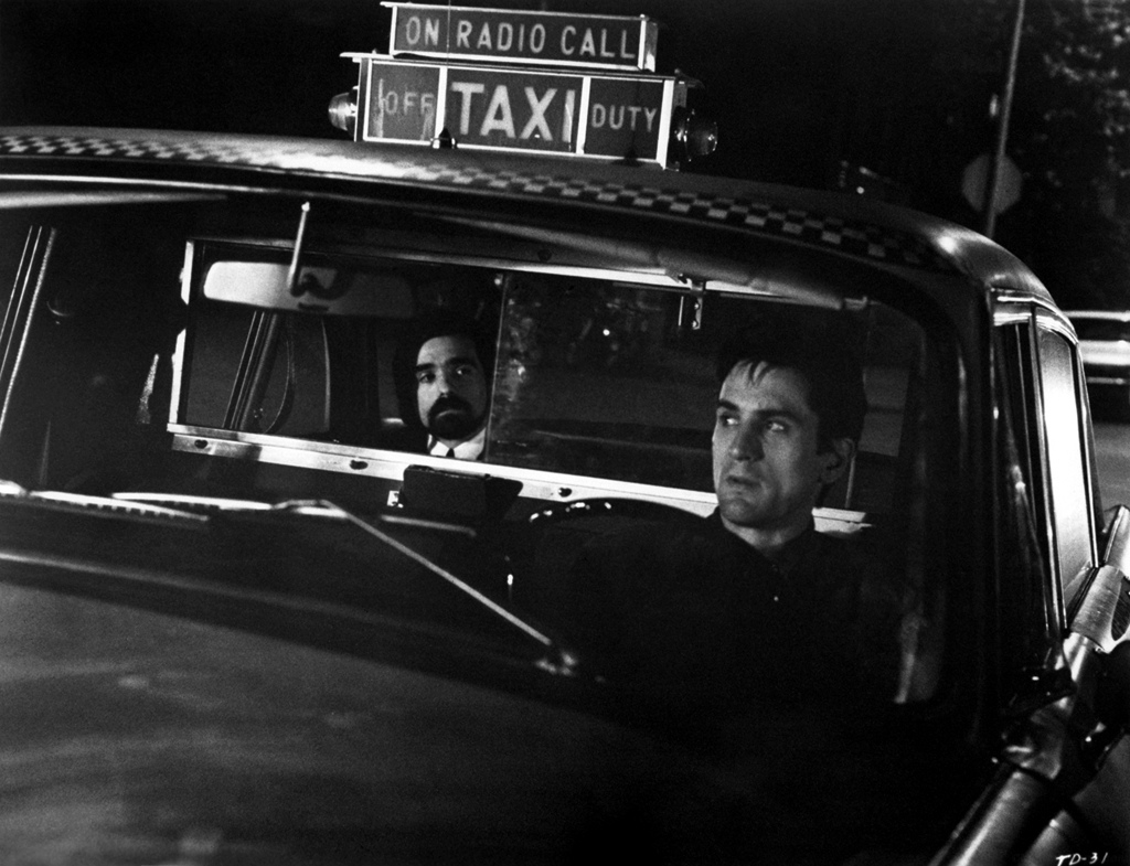 Taxi Driver8
