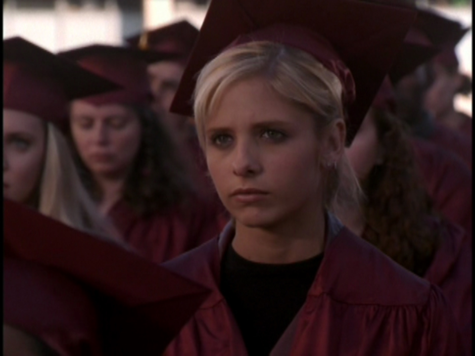 Sunnydale in 'Buffy the Vampire Slayer': a fluid training ground for adult living