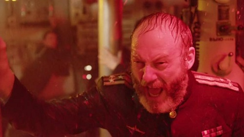 """Liam Cunningham in Doctor Who S07E09, """"Cold War"""""""