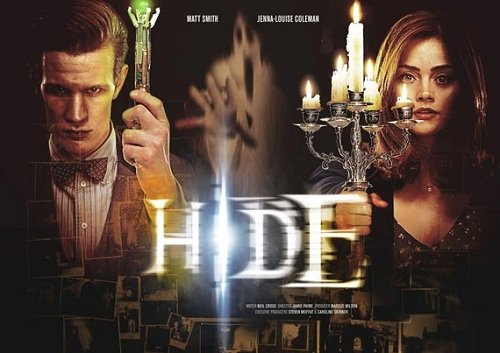 "Promo poster for Doctor Who, ""Hide"", S07E10"